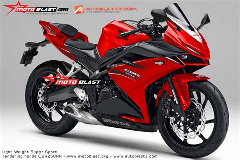 honda cbr bike 2016 2017 honda cbr250rr cbr300rr coming for the r3