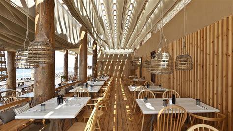 design concept for restaurant restaurants bars the westin resort costa navarino