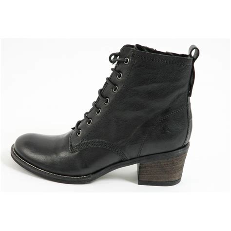 black lace up motorcycle boots book of black leather lace up boots for women in ireland