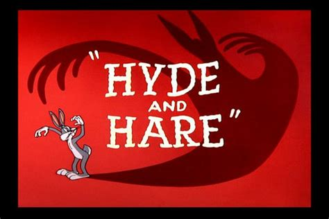 hyde  hare looney tunes