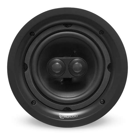 Stereo In Ceiling Speaker by Truaudio Phantom Pdp 6 In Ceiling Stereo Speakers