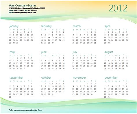 calendar 2012 calendar template 2012 new all photo