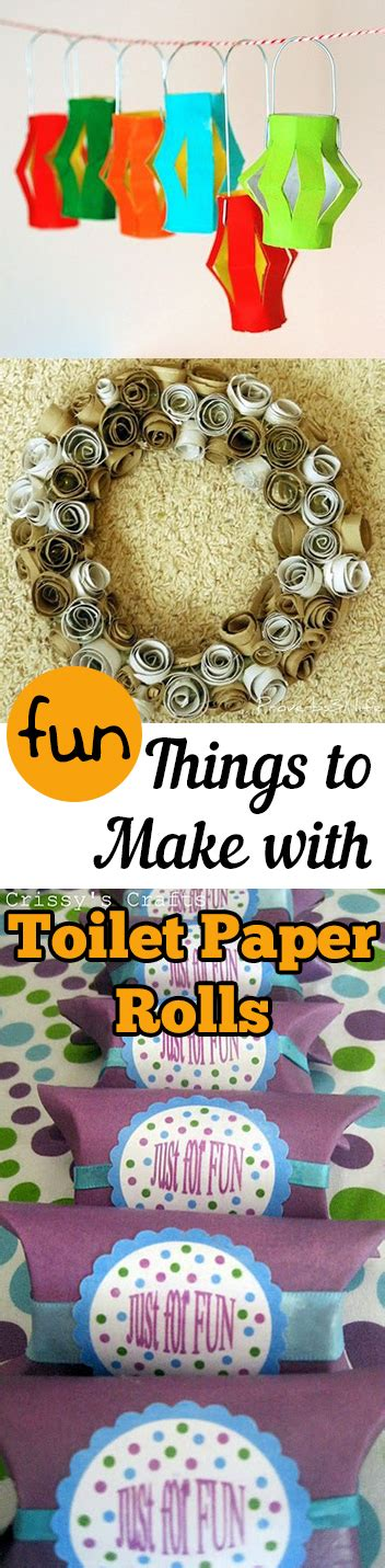 Cool Things To Make With Toilet Paper Rolls - things to make with toilet paper rolls page 3 of 8