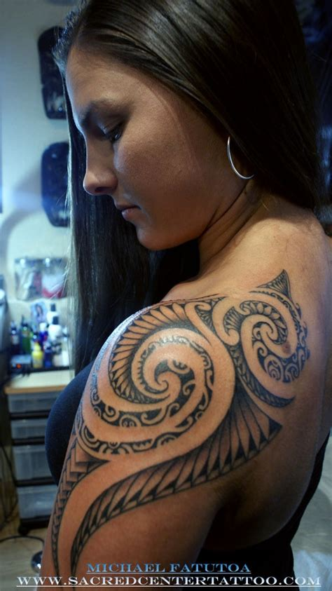 tribal tattoos for women on shoulder tribal tattoos and designs page 273