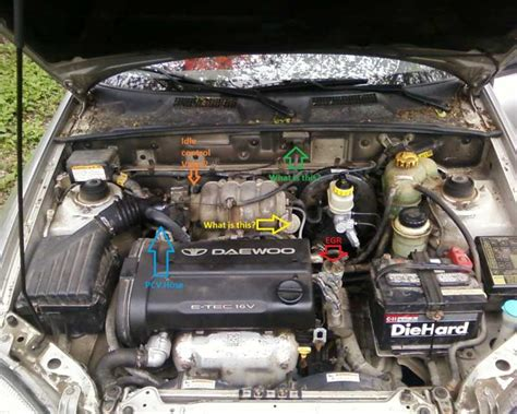 small engine maintenance and repair 1999 daewoo lanos user handbook engine problem ericthecarguy ericthecarguy stay dirty