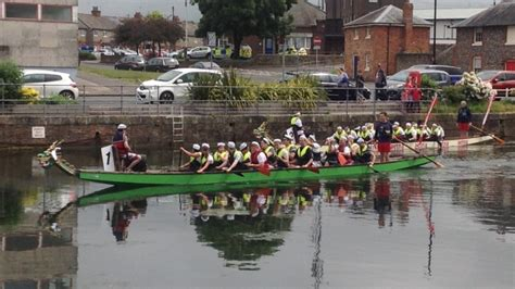 dragon boat racing reviews dragons roar for charity chichester canal
