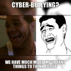 Bully Meme - cyberbullying meme