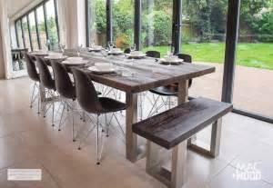 Delightful Fabriquer Un Comptoir De Cuisine En Bois #7: Mac-Wood-Table-blog.jpg