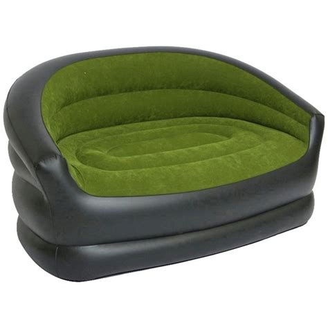 argos inflatable sofa buy pvc flocked inflatable cing double sofa at argos co