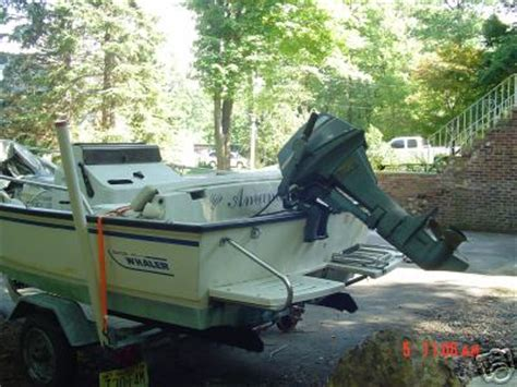 boston whaler jet boat conversion whalercentral boston whaler boat information and photos