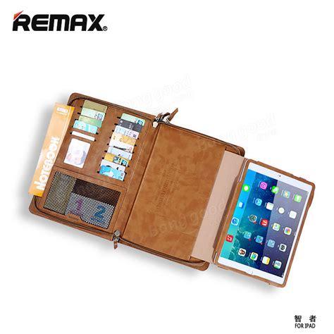 Tas Pro 12 9 Inch Storage Bag Remax Leshi Series Pad Pro 12 9 original remax leather storage bag protection zipper for air 2 sale
