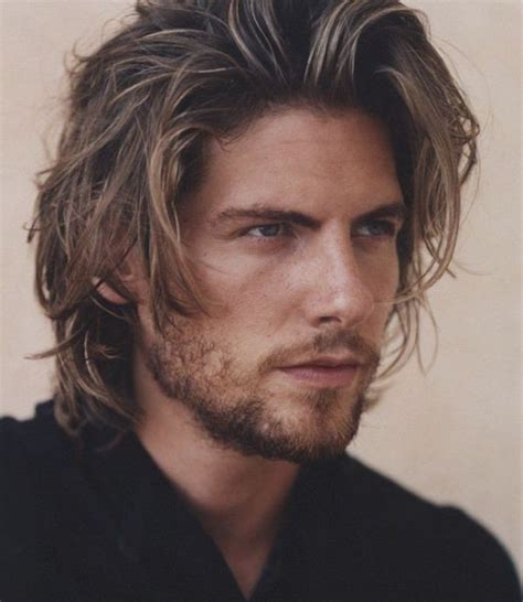 beard length vs hair length 1001 ideas for styling mid length hair for men