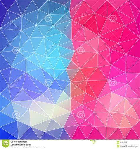 imagenes para web libres fondo poligonal abstracto azul rosado puede ser utilizado