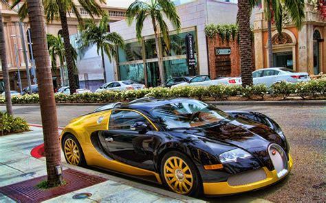bugatti veyron car hdr los angeles wallpapers hd