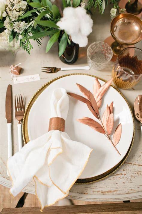 42 Chic Copper And White Wedding Ideas   Weddingomania