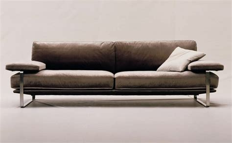 Modern Contemporary Leather Sofas Contemporary Leather Leather Sofa Modern Design