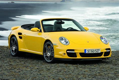 yellow porsche twilight 世界十大名车排行榜