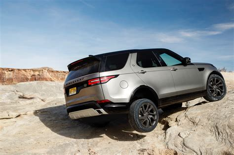 discovery land rover 2017 black 2017 land rover discovery review caradvice