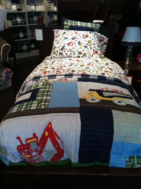 pottery barn construction bedding new house