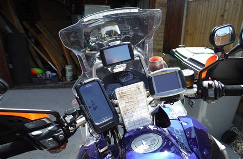 Navigationssystem Motorrad by Motorcycle Sat Navs Tested Ride5000miles Mcn