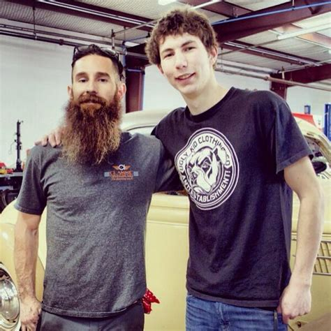 gas monkey garage on quot had a visit from