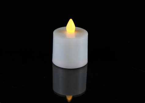 remote control flameless led rechargeable tea light candle