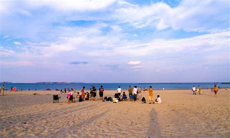 boston beaches directions boston discovery guide
