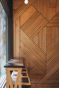 Interior Wall Cladding Ideas by 25 Best Ideas About Wood Cladding On Pinterest Timber