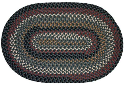 Oval Braided Rugs 5x8 by Pilgrim Indoor Outdoor Rugs Teal 5x8 Oval Braided Rug