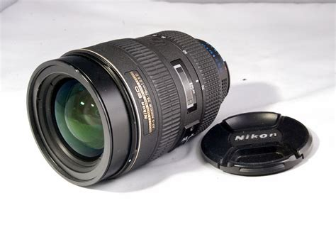 nikon zoom nikkor 28 70mm f2 8 d af s ed lens for parts or repair damaged as is ebay