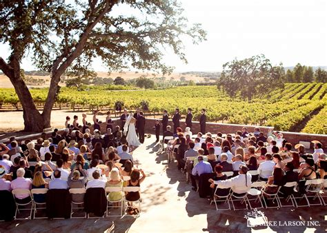 wedding venues in central california central coast wedding venue robert winery kramer events