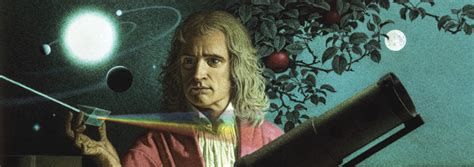 biography of isaac newton and his contribution the institute for creation research