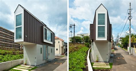 japan skinny house this narrow house in japan looks tiny only from outside