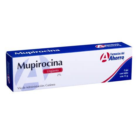 I M U R A N mupirocina 2 cutaneo 15 g unguento