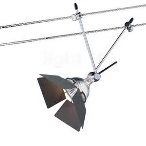 Cable Lighting Systems by Bruck Highline Cable System Krokomobil 120 With Glare