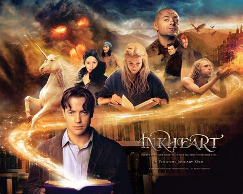 film fantasy magic inkheart series images inkheart hd wallpaper and