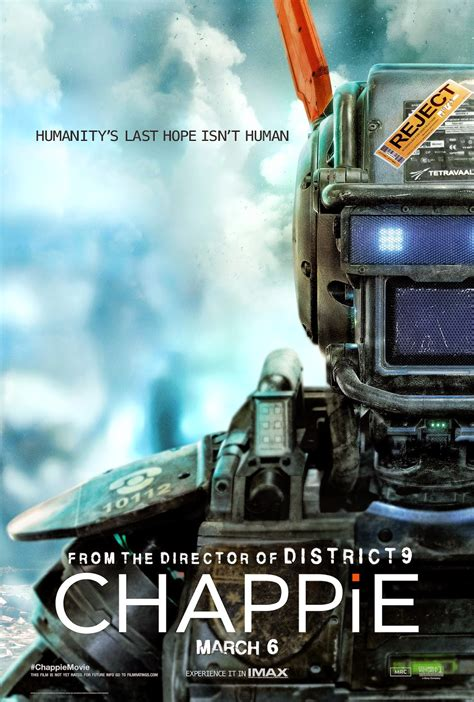 film robot south africa poster posse project 14 neill blomk s sci fi film