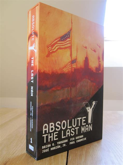 absolute y the last my absolute collection y the last man vol 1 absolute oversized slipcase edition