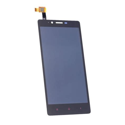 Lcd Redmi 4 lcd with touch screen for xiaomi redmi note 4g black by