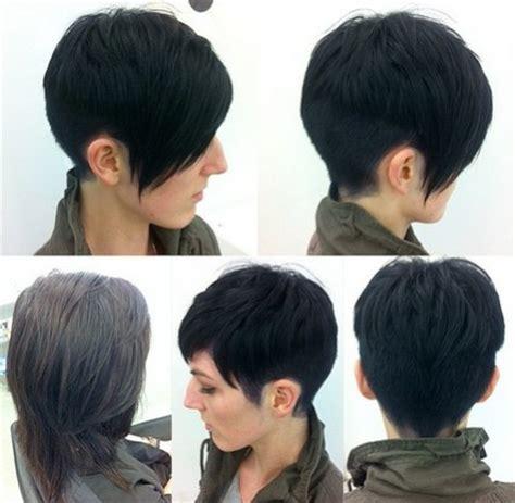 long hair styles with ears cut out short hair long side bangs best short hair styles