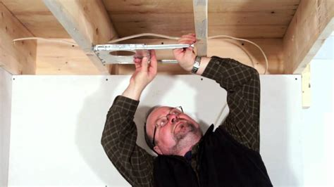 Install Pot Lights In Finished Ceiling Bazz Recessed Lighting How To Install Recessed Lighting New Construction