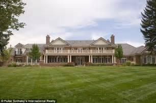 inside peyton manning s 4 6million denver home nfl