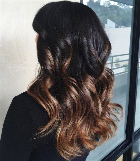highlight colors for black hair choices in best hair colors for black hair hair highlights