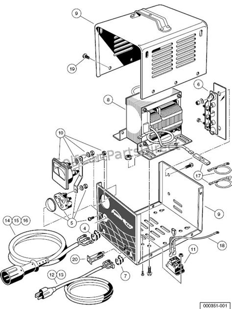 car battery charger wiring diagram get free image about