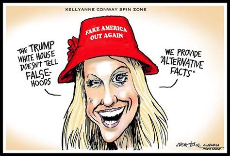 alternative facts an political coloring book books kellyanne conway spin 01 23 2017 by j d crowe