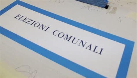 ministero dell interno elezioni e referendum elezioni amministrative al voto domenica 5 giugno