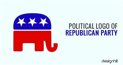 Top 10 Us Political Logos That Can Put World S Best Logo To Shame Political Logo Templates