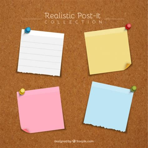 imagenes vectoriales indesign post it fotos y vectores gratis