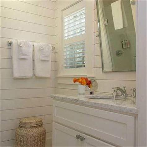 Shiplap Siding Bathroom White Shiplap Walls Design Decor Photos Pictures