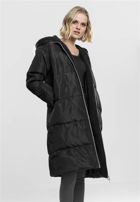 classics oversized hooded puffer coat